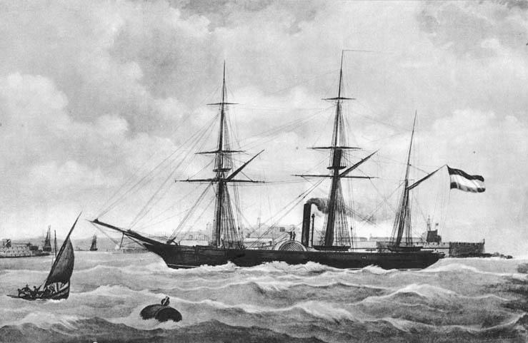 方谷は船で特産品を江戸に運ぶことで商人の中間利益を大幅にカットしました