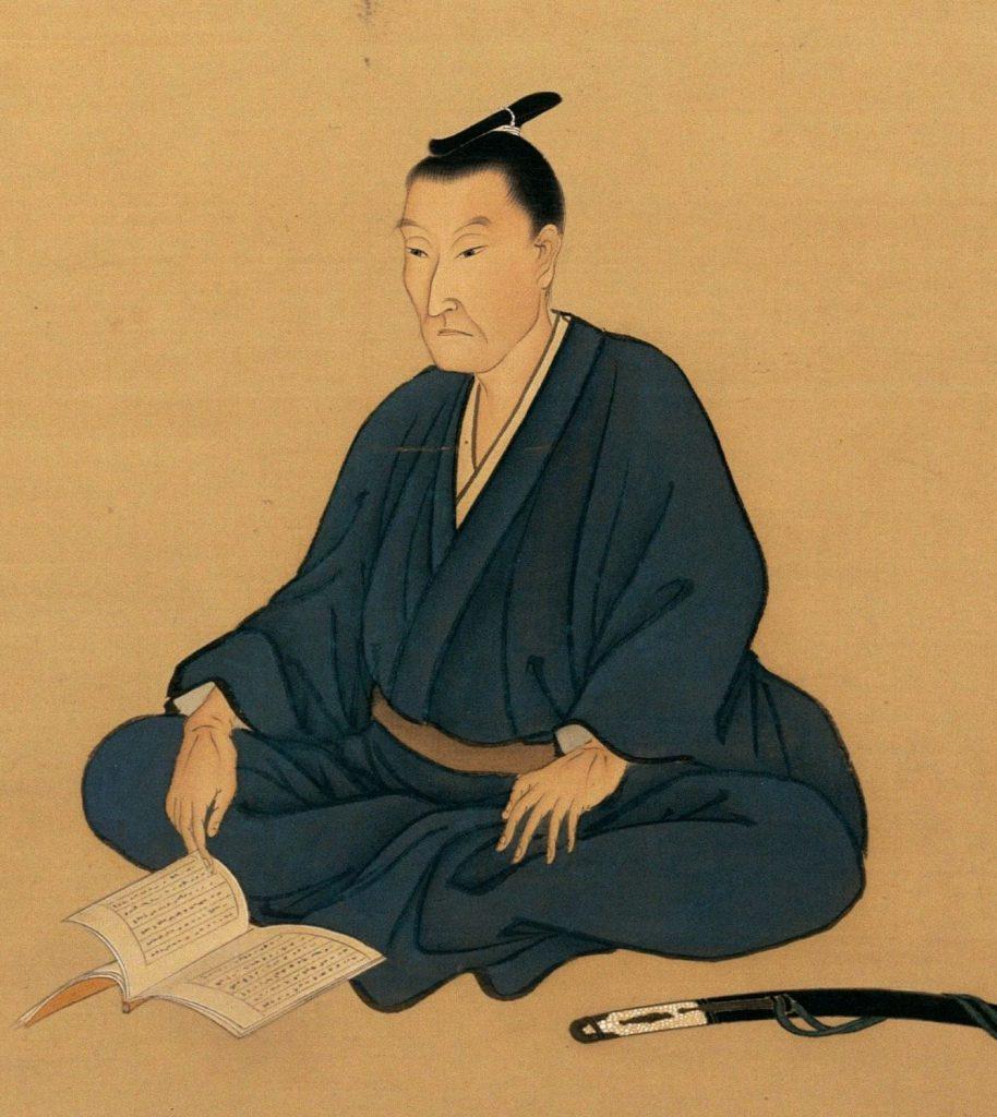 幕末の志士として有名な吉田松陰も陽明学を学んでいました