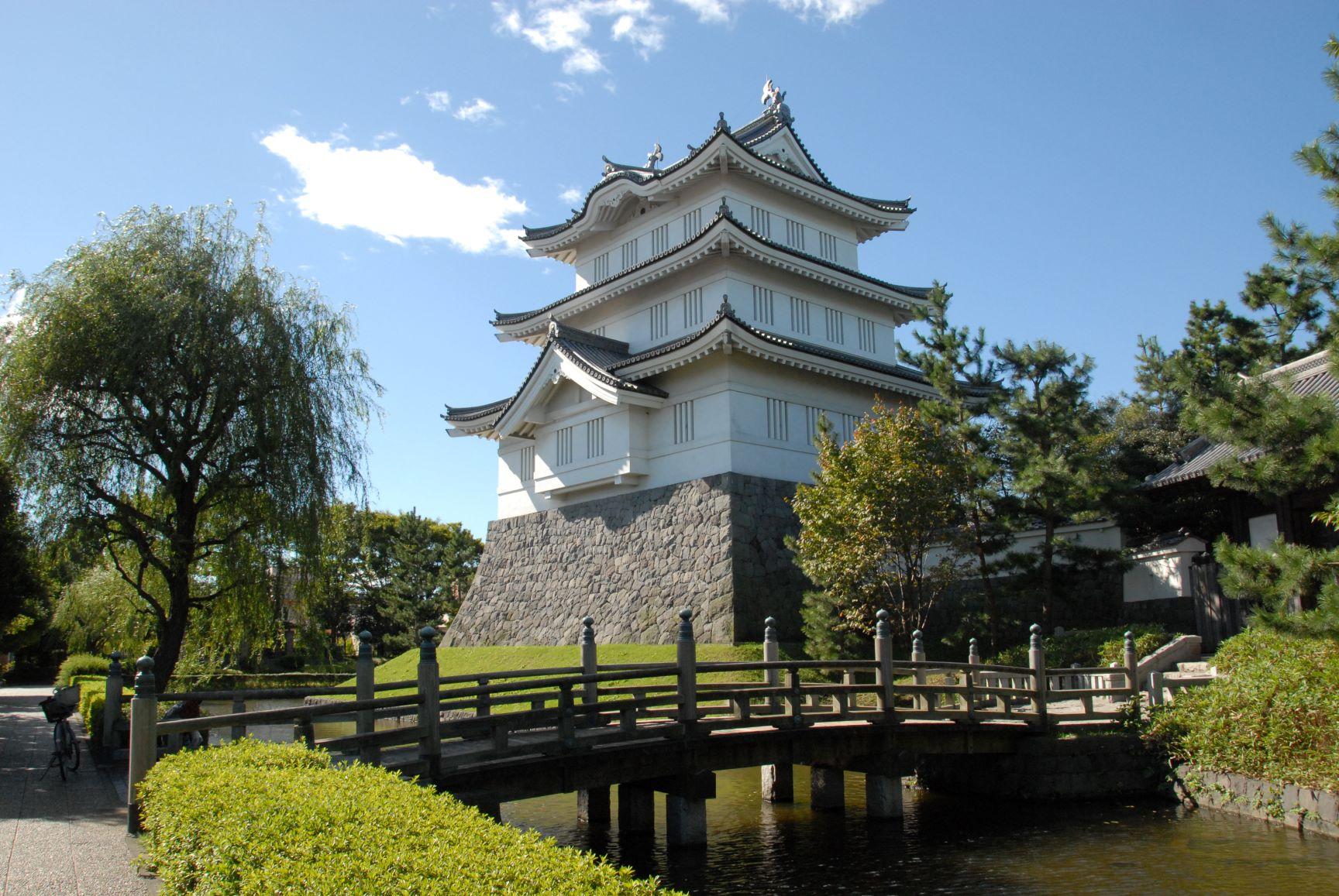忍城は秀吉軍の攻撃の前に陥落しなかった難攻不落の名城です