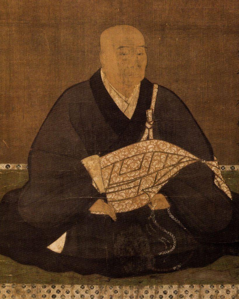 日親は日蓮宗の高僧です
