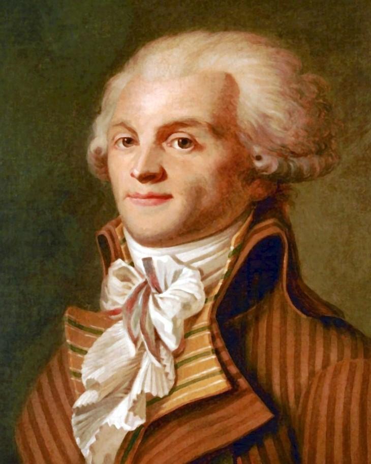 ロベスピエールはフランス革命における最左翼として恐怖政治を敷きますが、反動に遭い逆にギロチン送りにされます