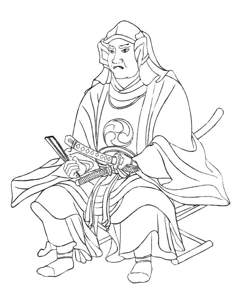 赤松則佑は義満からの信頼が厚く、公家からもその武名を知られていました