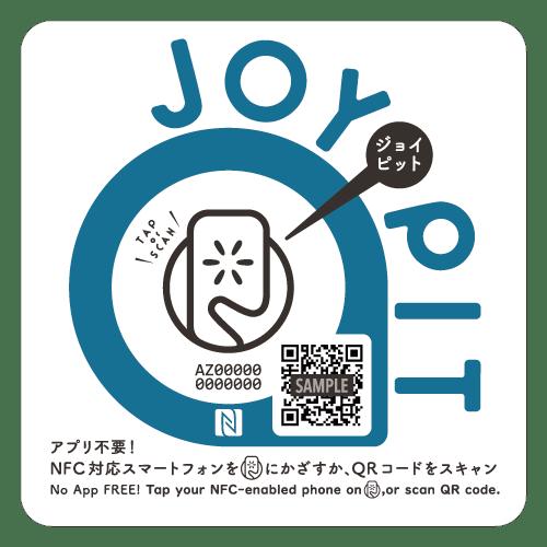 横須賀「JOYPIT」(ジョイピット)のロゴマーク